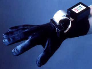 5DT - 5 sensor Data Glove